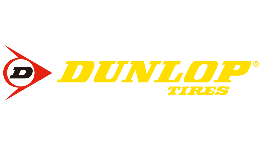 DUNLOP TIRES Vector Logo.