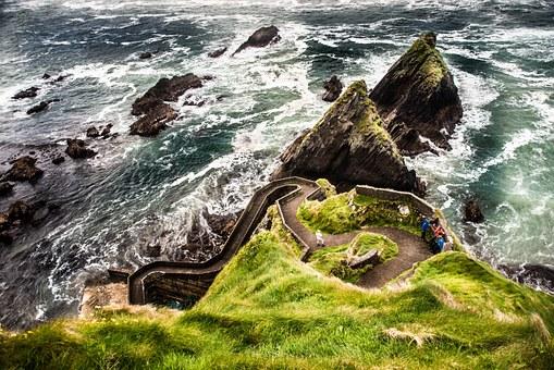 Ireland, Nature, Landscapes.