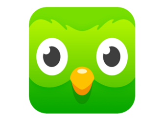 Duolingo (for iPhone) Review & Rating.