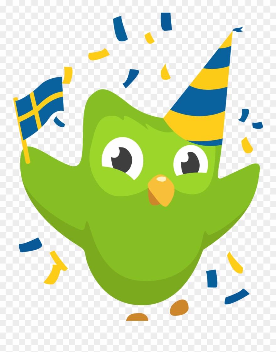 Duolingo Swedish Clipart.