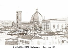 Duomo Illustrations and Clipart. 97 duomo royalty free.