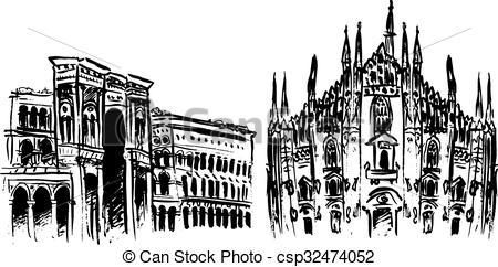 Duomo Vector Clipart Royalty Free. 86 Duomo clip art vector EPS.