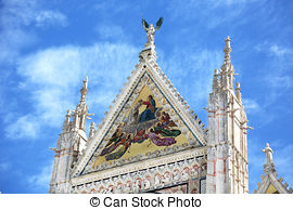 Picture of Duomo di Siena, Italy.