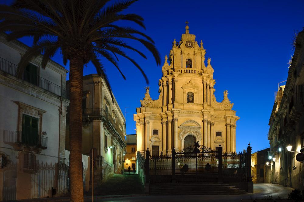 Duomo di San Giorgio, Ragusa Ibla, Sicilia, Italia.