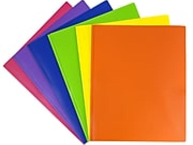 Folder Clipart duotang 2.