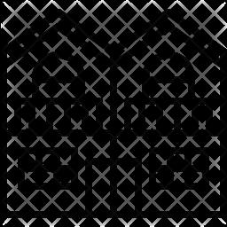 Duplex Icon.