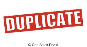 Duplicate Vector Clip Art Royalty Free. 1,344 Duplicate clipart.