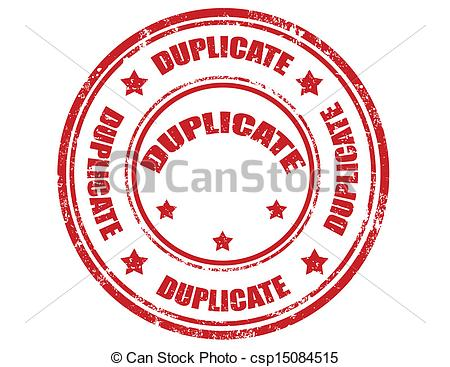 Duplicate sign Illustrations and Clip Art. 1,543 Duplicate sign.