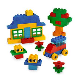 Lego Blocks Clipart.
