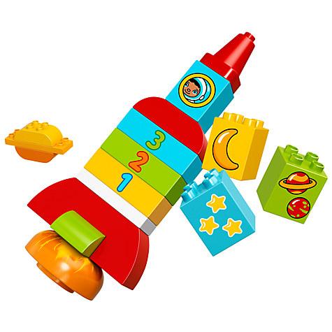 Buy LEGO DUPLO 10815 My First Rocket.