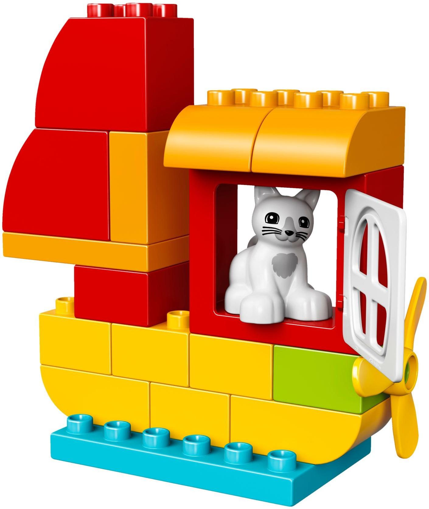 LEGO LEGO DUPLO Creative Box Instructions 10854, Duplo.
