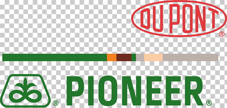 Logo DuPont Pioneer BASF Brand, color grad PNG clipart.