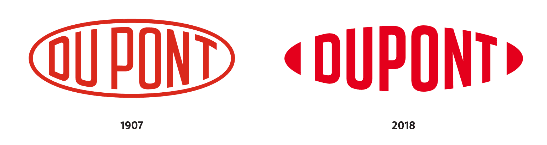 DuPont's new rebrand is its first in 111 years.