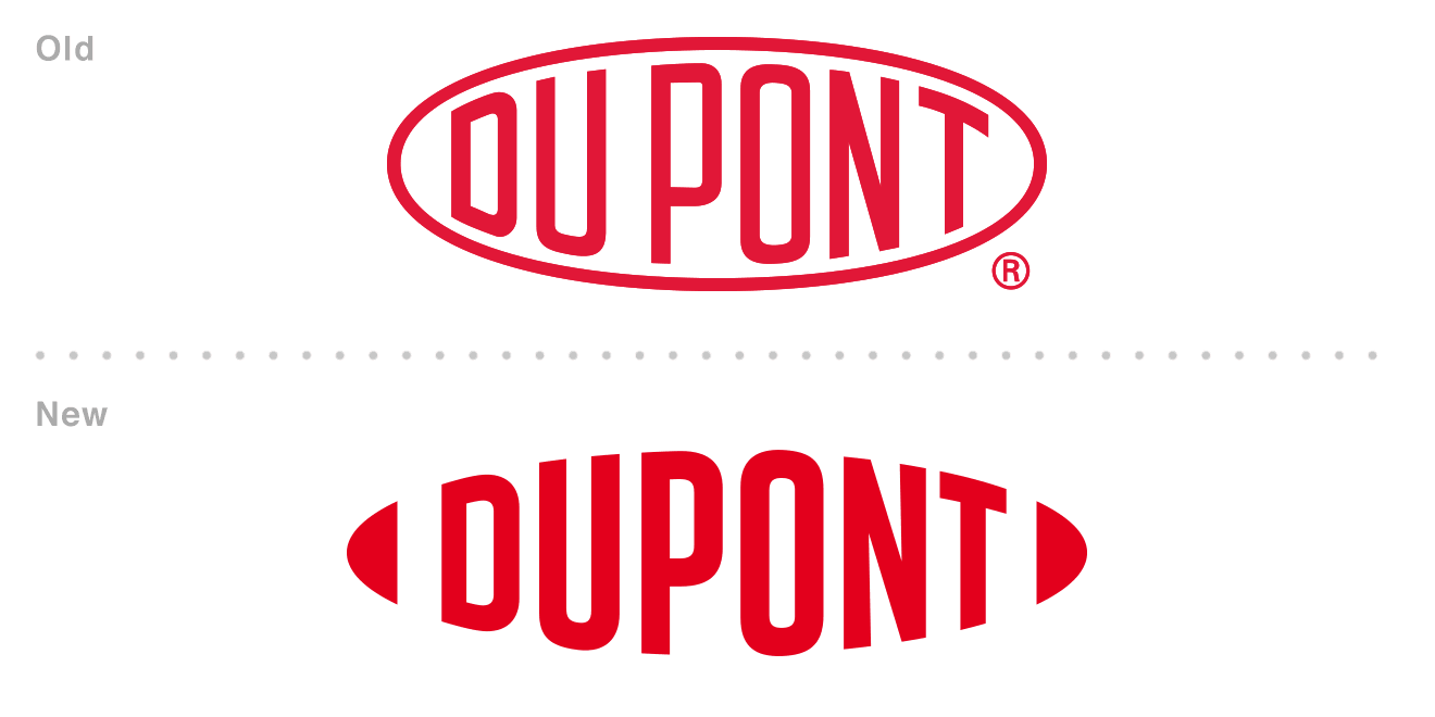 Why DuPont Decided to Change Its Logo After Almost a Century.