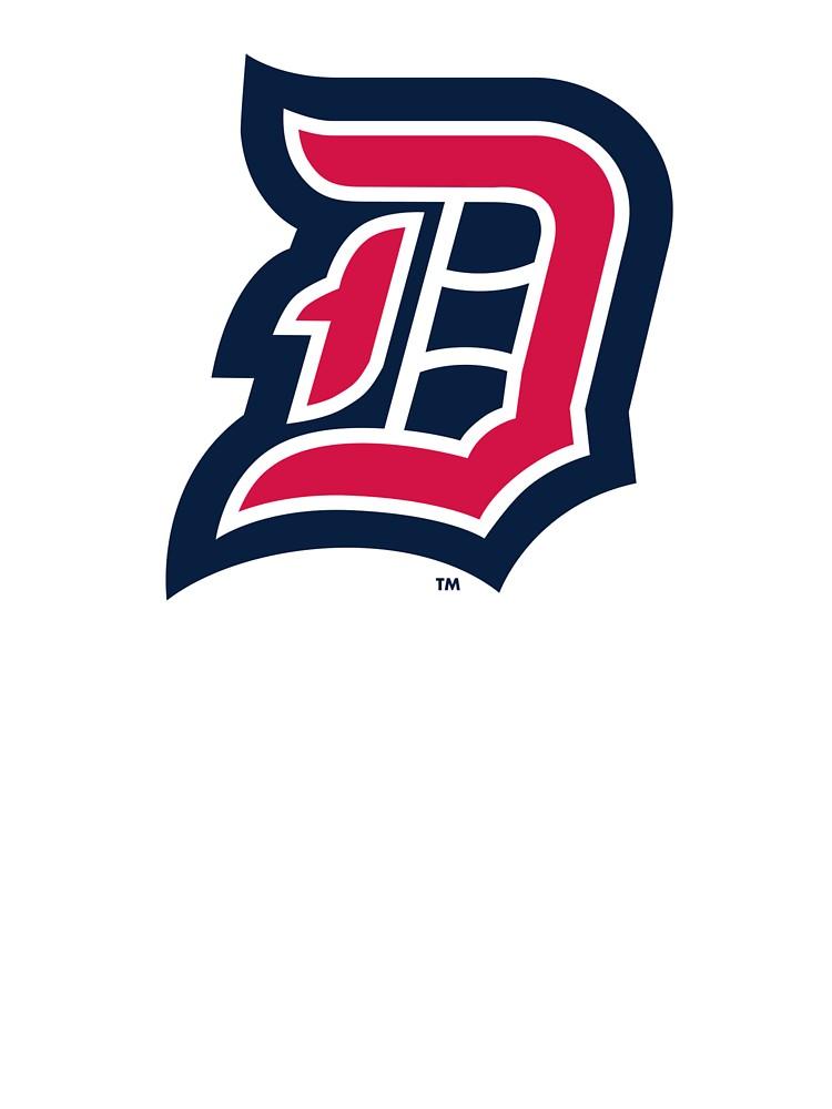 Duquesne Dukes logo.