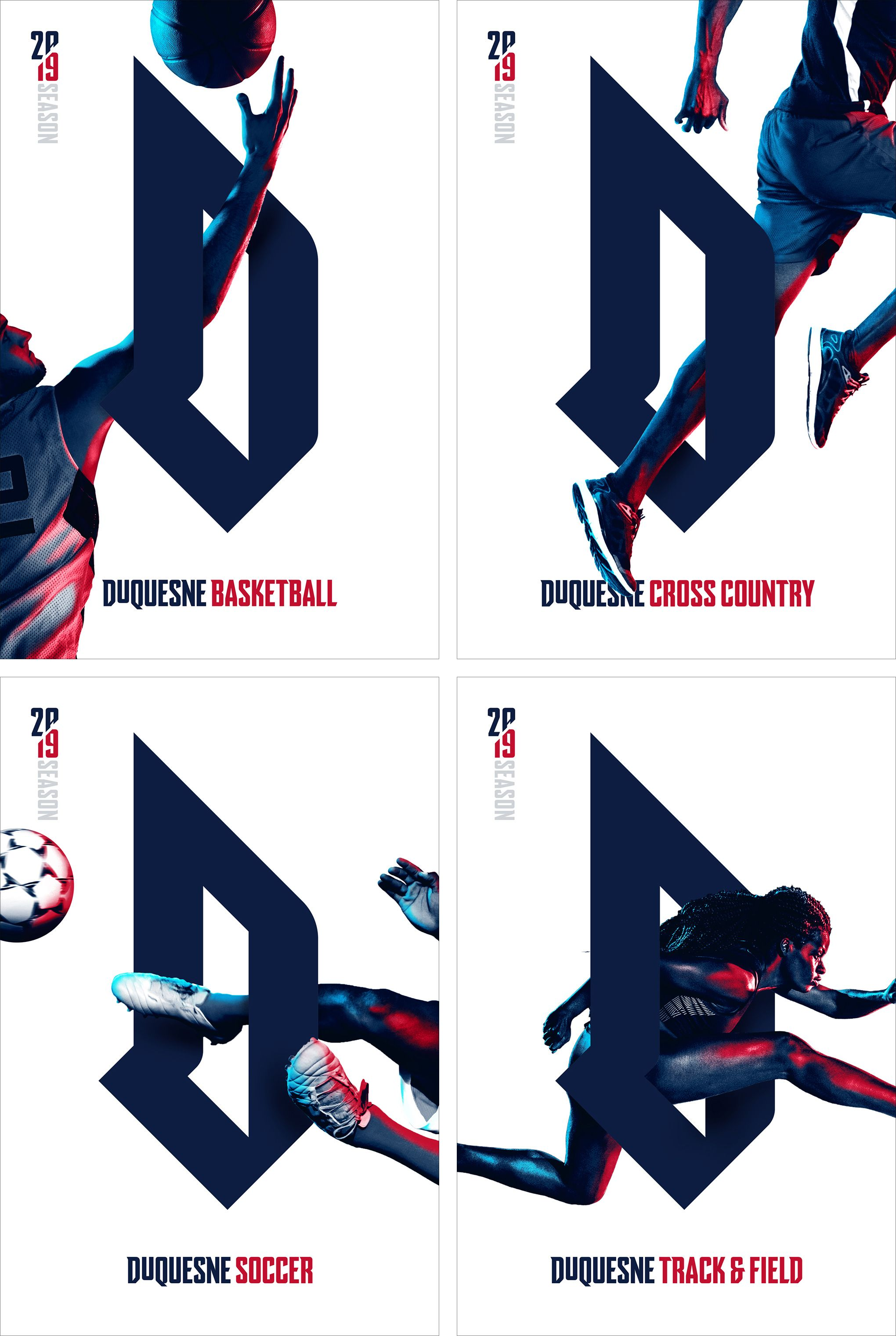 Brand New: New Logo and Identity for Duquesne University.