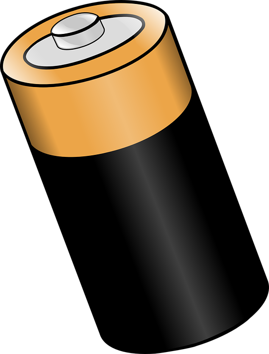 Free vector graphic: Battery, Alkaline, Duracell, Aa.