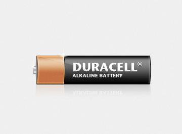 Duracell Batteries Clip Art.
