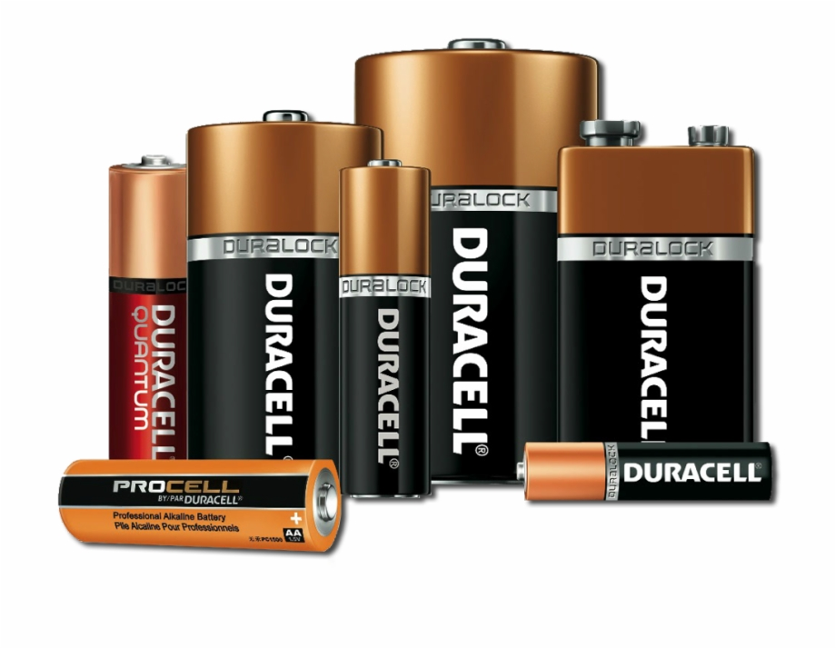 Duracell Battery Png, Transparent Png Download For Free #952186.