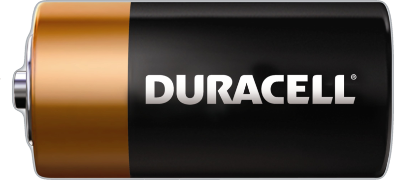 Download Free png Battery Duracell PNG.