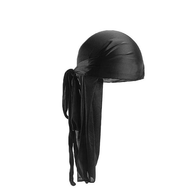 Black Silk Durag.