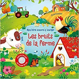 Les bruits de la ferme: Amazon.co.uk: Federica Iossa, Sam.