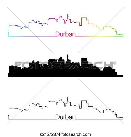 Durban clipart.