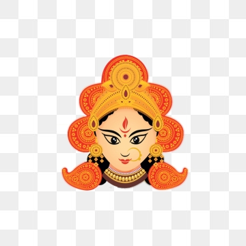 Durga Png, Vector, PSD, and Clipart With Transparent Background for.