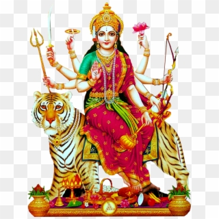 Durga Devi Hd PNG Images, Free Transparent Image Download.