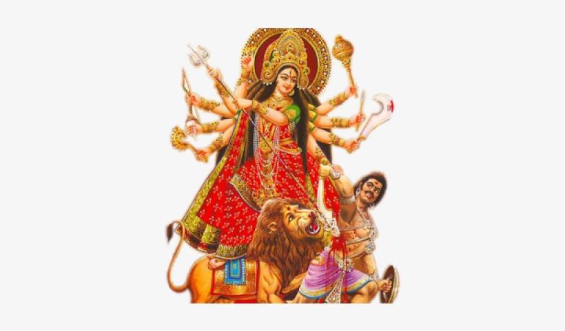 Goddess Durga Maa Png File.