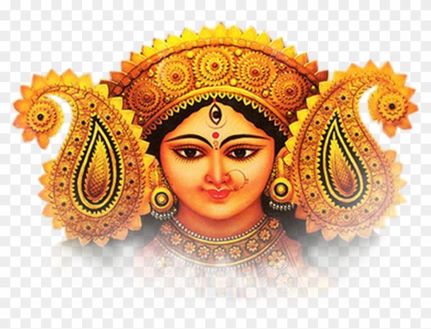 10 Maa Durga Face Hd Images Free Download.