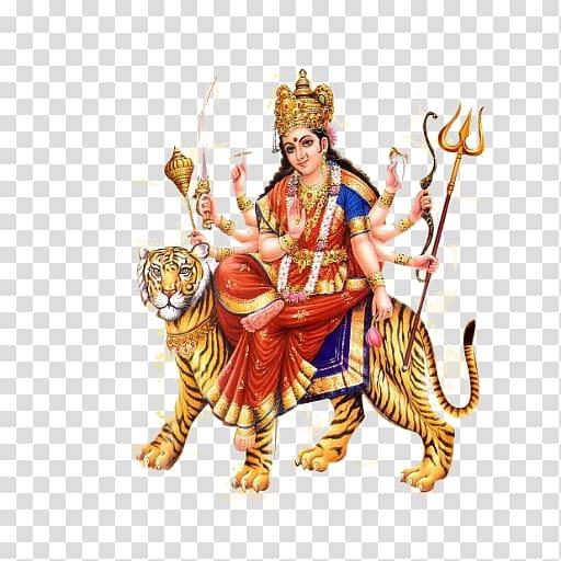 Goddess Durga illustration, Vaishno Devi Navaratri Durga Bhavani.