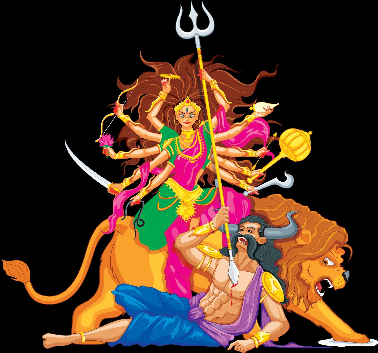 Maa Durga Face Png , (+) Png Group.