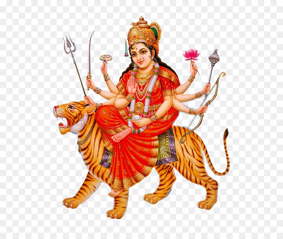 Durga Mata png download.