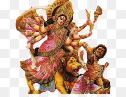Durga Maa PNG.