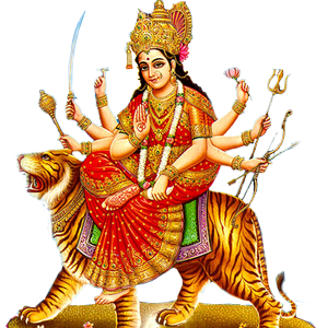 Free Durga Icon Vectors Download Image # #14641.