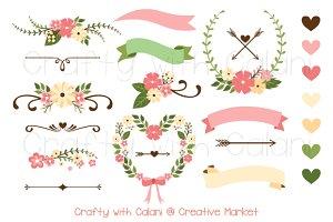 Lani Durio (lani.durio) ~ Tricia's invite Collection ~ Creative Market.
