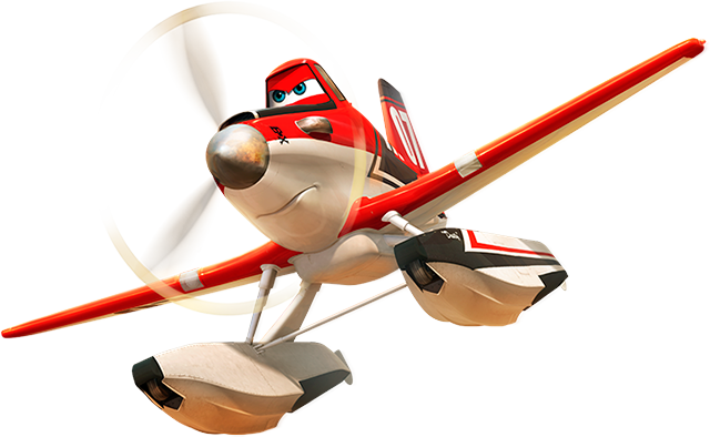 Disney Movie Airplanes Clipart.
