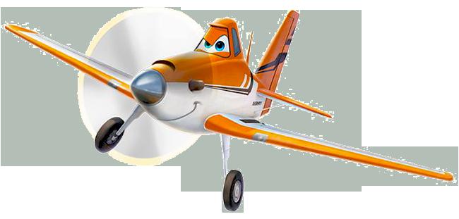 Disney planes dusty clipart.