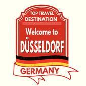 Dusseldorf Clip Art.