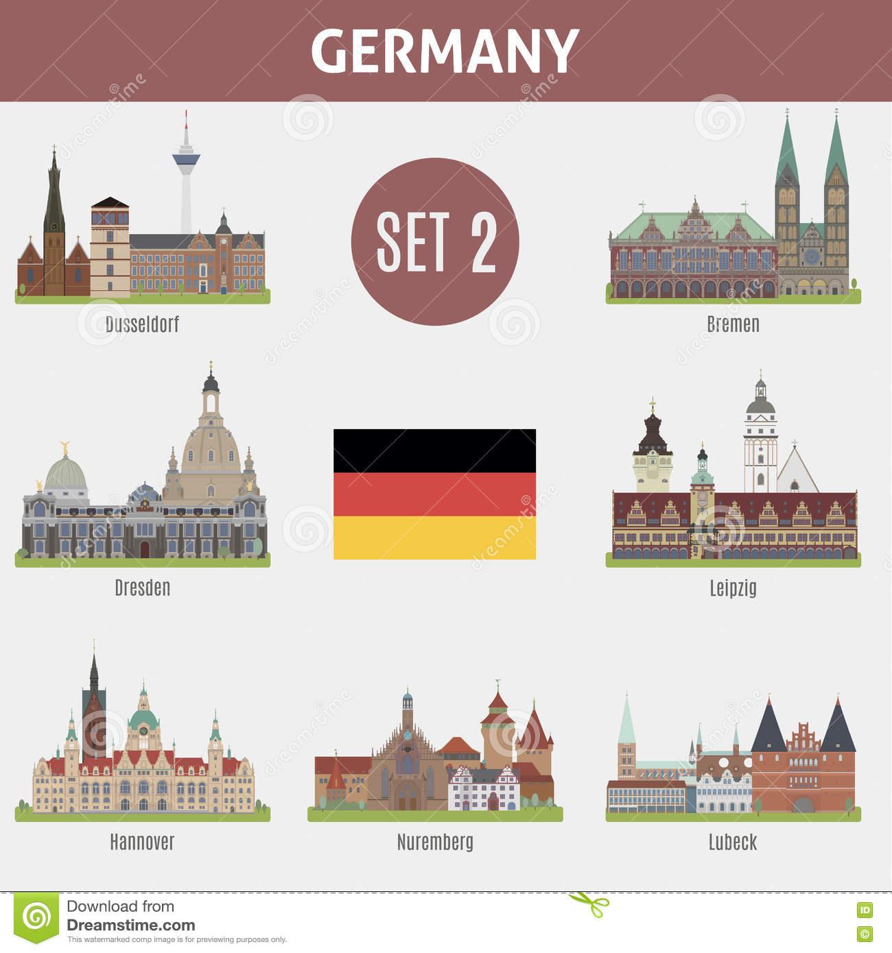 Dusseldorf Stock Illustrations.