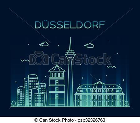 Dusseldorf Illustrations and Stock Art. 174 Dusseldorf.