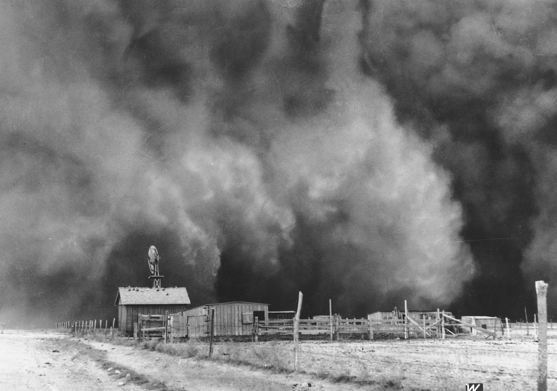 Dust Bowl Tragedy/Rafa.