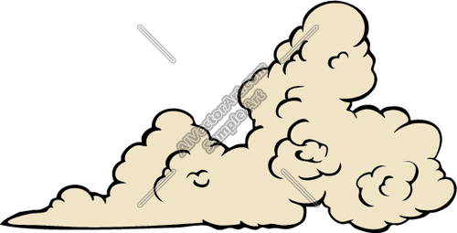 Showing post & media for Cartoon dust clouds.
