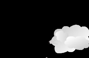 Cloud of dust clipart.
