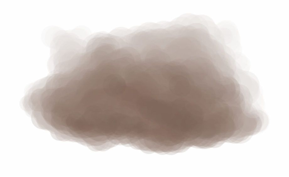Dust Cloud Png.