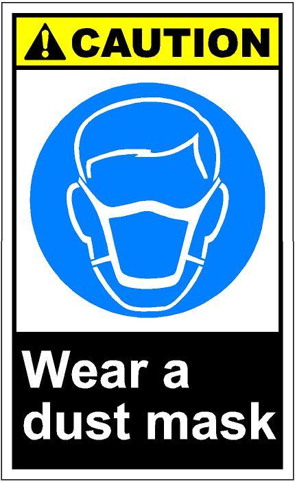 Dust mask clipart #5