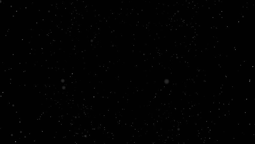 Alpha Png.looping Zoom in Particles Stock Footage Video (100% Royalty.