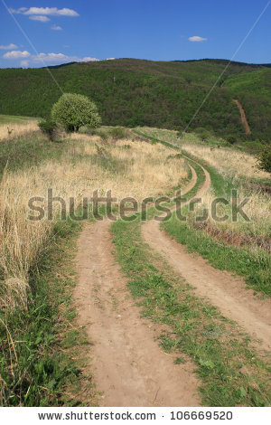 Unsealed road Stock Photos, Images, & Pictures.