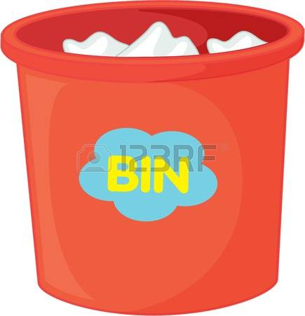 14,690 Dustbin Stock Illustrations, Cliparts And Royalty Free.